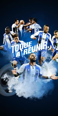 FC Porto - Get Together on Behance Fc Porto, Photo Story, Grande, Portugal, Legends, Barcelona, Soccer, Behance, Pasta
