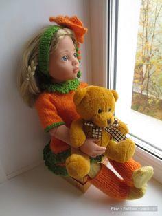 Моя милая Аннушка, Готц / Куклы Gotz - коллекционные и игровые Готц / Бэйбики. Куклы фото. Одежда для кукол