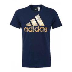 ADIDAS BOS FOIL - CD9202 Adidas, Mens Tops, T Shirt, Fashion, Supreme T Shirt, Moda, Tee Shirt, Fasion, Fashion Illustrations