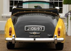 1964 Rolls-Royce Drophead Coupé by Hooper (chassis CCL65)