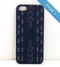 Headlands Arrows Black iPhone 5 Case