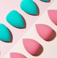 Beauty Bakerie Blending Egg Beauty Sponges-Great Buy for the Magazine Makeup Blending Sponge, High End Makeup Brands, Beauty Bakerie, Too Faced Concealer, Beauty Sponge, Types Of Makeup, How To Apply Foundation, Makeup Must Haves, Setting Powder