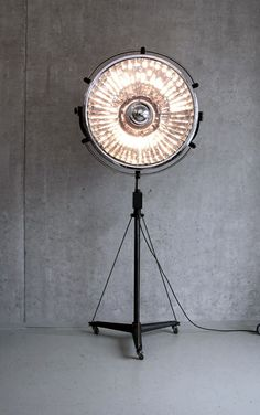 Beautiful vintage surgery lighting – We collect similar ones – Only/Once – www.onlyonceshop.com