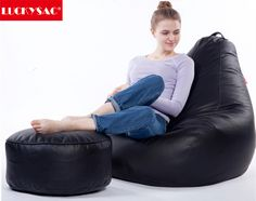 Check Out This Product On Alibaba APP Good Quality Bean Bag Chair Wholesale Puff