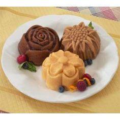 Bouquet Mini Cake Pan