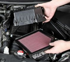 Stop Breathing Dirty Air Today Upgrade Your Cabin Air Filter To A Washable One Kn Products Pinterest Filter And Products