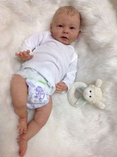 Sansa by Ping Lau - Normal Soft German Vinyl - Online Store - City of Reborn Angels Supplier of Reborn Doll Kits and Supplies