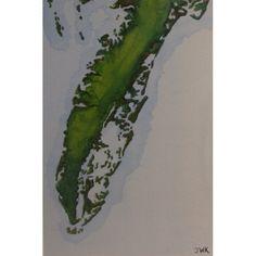Eastern Shore of Virginia Fine Art Print 6 x 9 by jenniferwklein on Etsy // ESVA <3
