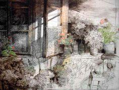 Safet Zec, 1943 | Allegories of Fate | Tutt'Art@ | Pittura * Scultura * Poesia * Musica |