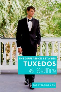 What's the difference between tuxedos and suits? Groom Fashion, Groom And Groomsmen Attire, Mens Attire, Tuxedo Suit, Tuxedos, Groom Style, Bride, Suits, Dinner Jackets