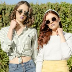 Vagati Eyewear (@vagatieyewear) • FREYA SUNGLASSES BY VAGATI, THE ULTIMATE SPRING MOOD. WWW.VAGATI.CH ▪️▪️ #byvagati #vagatieyewear #carryyourmoodaround #freya #hexegonal #shape #roundframe #round #sunglasses #sunglassesfashion #fashionable #trendy #style #eyewear #eyewearfashion #eyewearstyle #sunglasseslover #spectacles #shades #timeless #shades #vagati Round Frame, Trendy Style, Eyewear, Round Sunglasses, Shades, Mood, Spring, Fashion, Moda