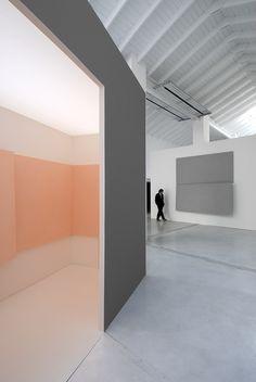 Ettore Spalletti Studio La Città