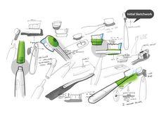 Toothbrush design - Google 検索
