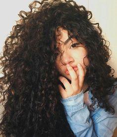 Hair is gorg. Curly Hair Styles, Curly Hair Tips, Long Curly Hair, Curly Girl, Natural Hair Styles, Pelo Natural, Natural Curls, Hair Day, My Hair
