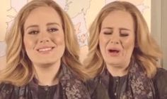 Adele reveals she IS going on tour next year