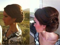 Vintage Wedding Hairstyles Ideas   Wedding Blog Ideas and Tips
