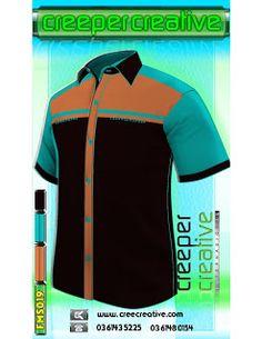 Design Your Own Uniform   Corporate Shirt F1 Shirt FMS015 Men Shirt Short Sleeve Shirt