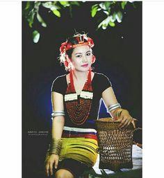 Naga People, Northeast India, Western Outfits, Occasion Wear, Dieselpunk, Indian Ethnic, Eastern Europe, Modern Fashion, Refashion