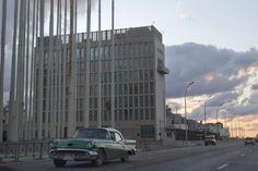 La misión de Estados Unidos en Cuba se volverá embajada