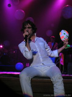 Mika Oct. 24 2009 Oakland, CA at Fox Theater