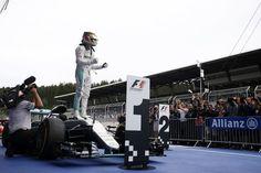 メルセデス:同士討ちの末、ハミルトンが優勝 / F1オーストリアGP  [F1 / Formula 1]