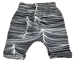 Mini and Maximus Waves Drop Crotch Short