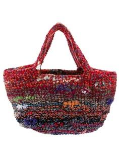 Daniela Gregis Tote Bag - - Farfetch.com wool $740 sold out Measurements: handle: 17 centimetres, depth: 22 centimetres, length: 25 centimetres