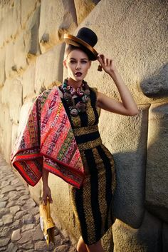 Editorial crush... Flavia De Oliveira in Woman Madame Figaro | City Love Fashion