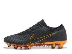 Nike Mercurial Vapor Flyknit Ultra FG Chaussure Nike 2018 de football à  crampons pour terrain sec 9a4e329414295