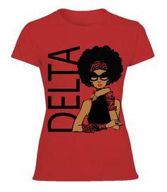 Delta Sigma Theta Tees by Epiphany85 on Etsy