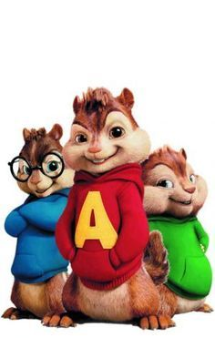 alvin and the chipmunk iphone wallpaper - Google Search