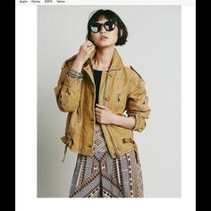 Spotted while shopping on Poshmark: 🌹 CLEARANCE Free people Zip Army Jacket! #poshmark #fashion #shopping #style #Free People #Jackets & Blazers