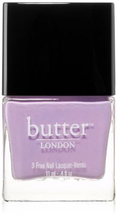 Pastels are trending big in the nail world. Look to butter London for perfectly pretty pastels that are free of formaldehyde, toluene, DBP and other harmful toxins.