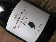 Raventos y Blanc Cava Cuvée 2003 by Manuel Raventos By: A Thousand Bubbles Bubbles, Beer, Cheese, Wine, Luminizer, White People, Root Beer, Ale, Vw Beetles