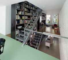 Vertical Loft in Netherlands | Best Design Projects