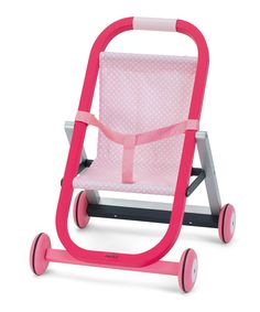 Mademoiselle Stroller by Janod