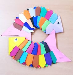 23 Easy Paper Quilling Ideas For Kids – Quilling Techniques Diy Origami, Origami Toys, Origami And Quilling, Origami Fish, Paper Quilling Designs, Origami Animals, Crafts For Kids To Make, Art For Kids, Diy And Crafts