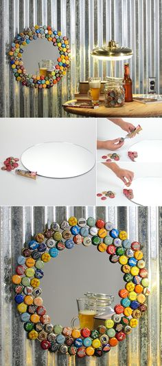 What To Do With Old Bottle Caps 11