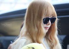 Taeyeon || Incheon airport. <3