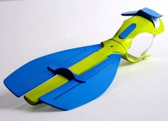 Richard Stark's Amazing Neptune Fins Help Amputees Swim Again | Inhabitat - Sustainable Design Innovation, Eco Architecture, Green Building - via http://bit.ly/epinner