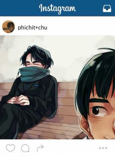 Selfi Phichit &  sleeping Lee #Yuri_on_ice #yurionice