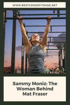 Sammy Moniz Mat Fraser S Girlfriend And Personal Chef Crossfit Guide In 2020 Crossfit Crossfit Motivation Mat Fraser
