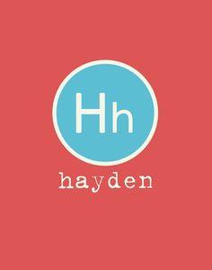 For Hayden
