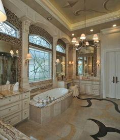 Spectacular bathroom