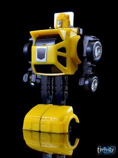 Transformers G1 Yellow Cliffjumper