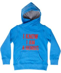 Name It trendy blue hoodie for your boy genious #emilea