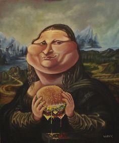 My version of Mona Lisa... [lloyy] (Gioconda / Mona Lisa)