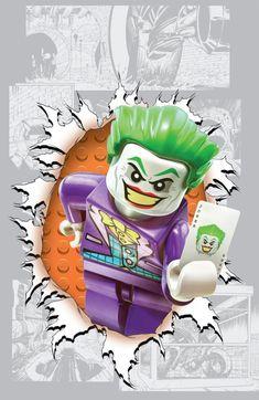 LEGO Batman Comic Covers Coming - http://videogamedemons.com/news/lego-batman-comic-covers-coming/
