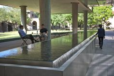 Gallery of Landscape Design for Brockman Hall for Physics at Rice University / The Office of James Burnett - 3