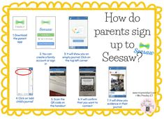 Over the past week I have been creating Seesaw cheat sheets for educators! One page help tips on using Seesaw and their tools! Home Learning, Learning Resources, Homeschool Preschool Curriculum, Spelling Practice, Literacy Programs, Teaching Technology, Seesaw, Google Classroom, Too Cool For School